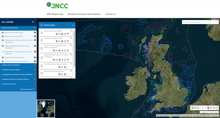 Map Of Uk 12 Mile Limit.Marine Protected Area Mapper Jncc Adviser To Government On