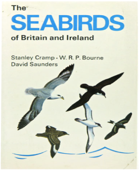 Coverpage of The Seabirds of Britain and Ireland