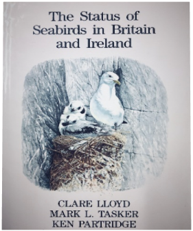 Coverpage of The Status of Seabirds in Britain and Ireland
